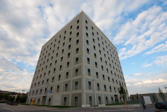 Stadtbibliothek Stuttgart Außenansicht